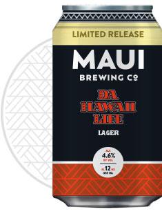 Da Hawaii Life Lager