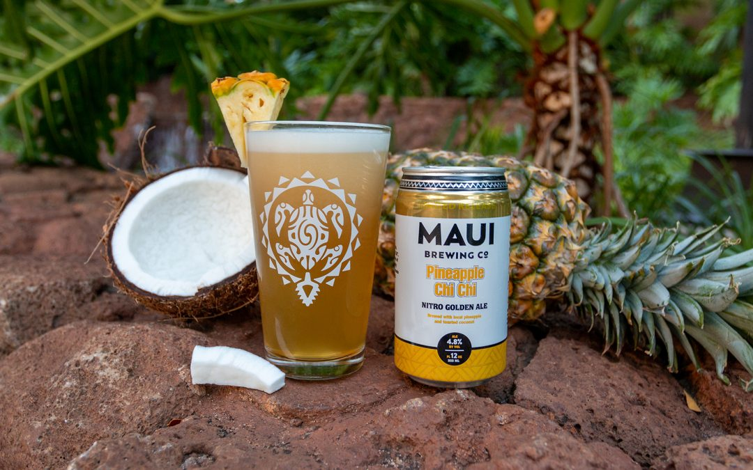 MAUI BREWING COMPANY PRESENTS ITS FIRST LIMITED RELEASE OF 2021