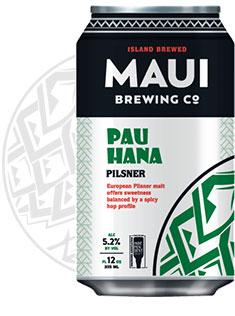 Pau HanaPilsner