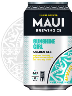 Sunshine Girl Golden Ale