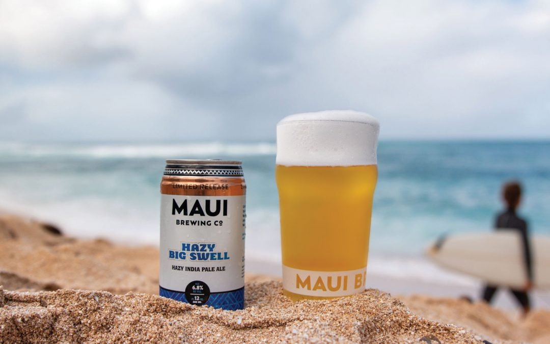 MAUI BREWING COMPANY RELEASES A HAZY VERSION OF ITS FLAGSHIP IPA
