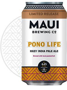 Pono Life Hazy IPA